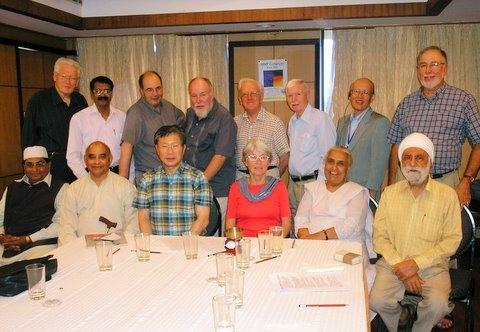 IARF Commissions Panelists
