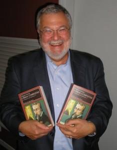 Peter Morales with Servet festschrift