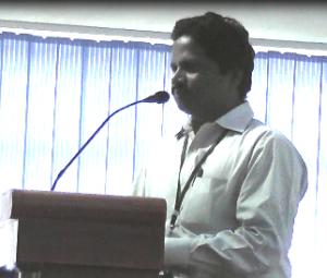 James Manohar on IHRD at Venkateshwara