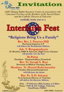 Interfaith Invitation