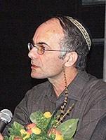 Dr. Yehuda Stolov, IEA's Executive Director and IARF Council member