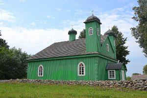 Mosque in Kruszyniany